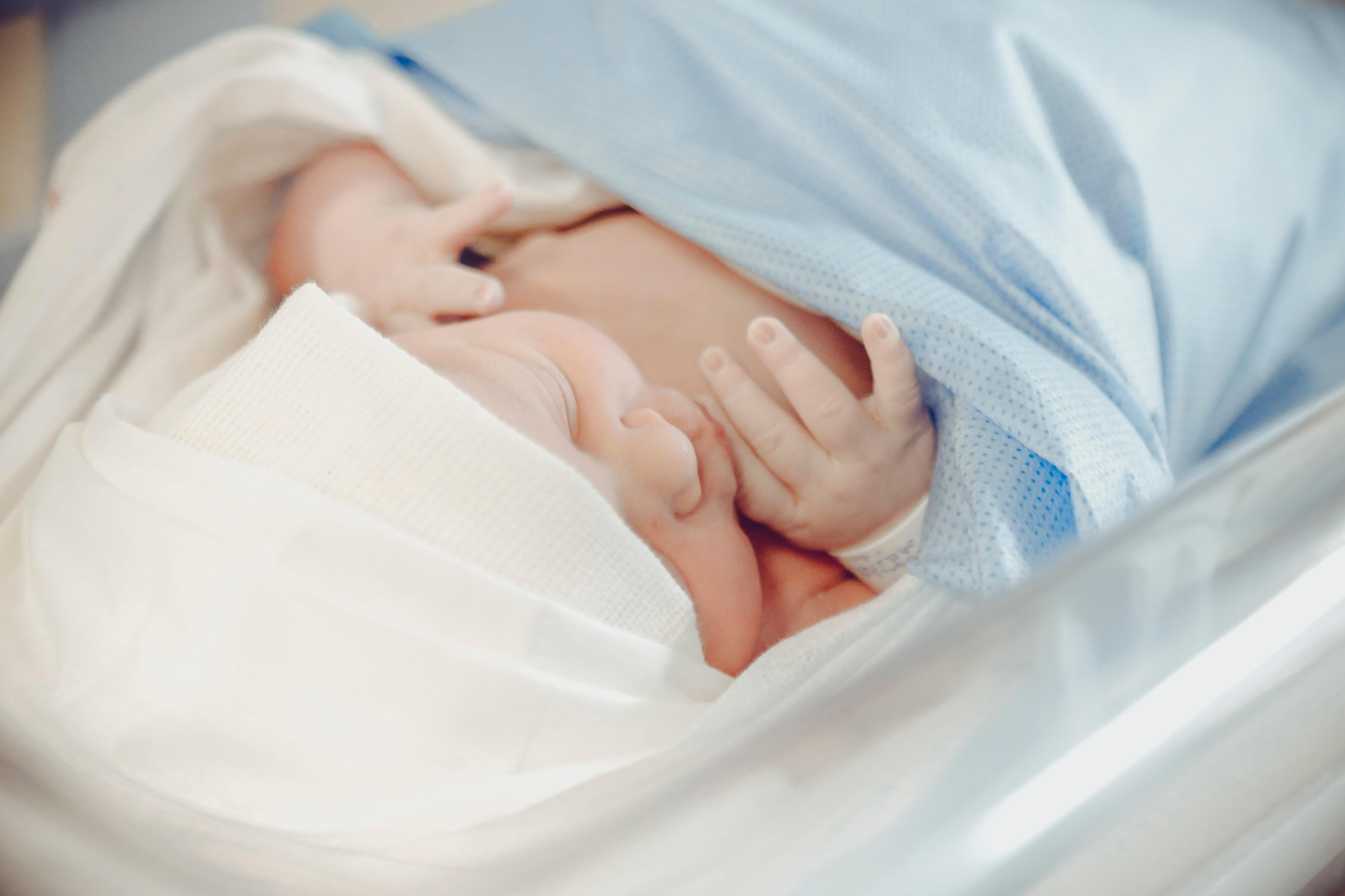 mitä vauva tarvitsee