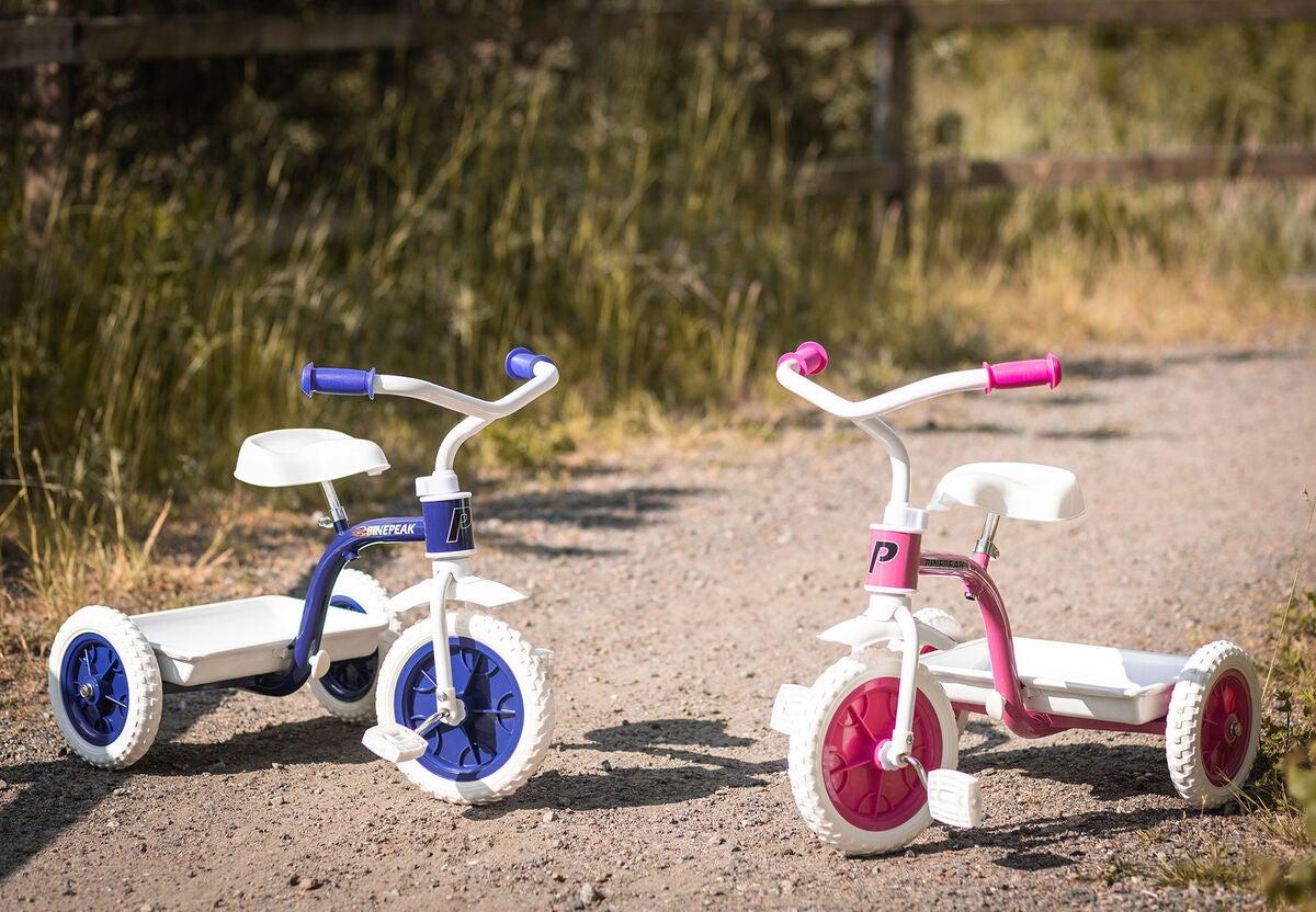 lasten kolmipyörä