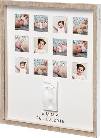 vauvan valokuva kehys