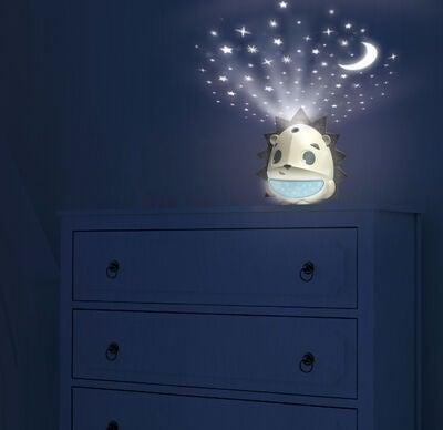 yövalo vauvalle